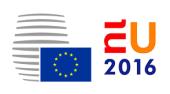 Logo NL Presidency EU